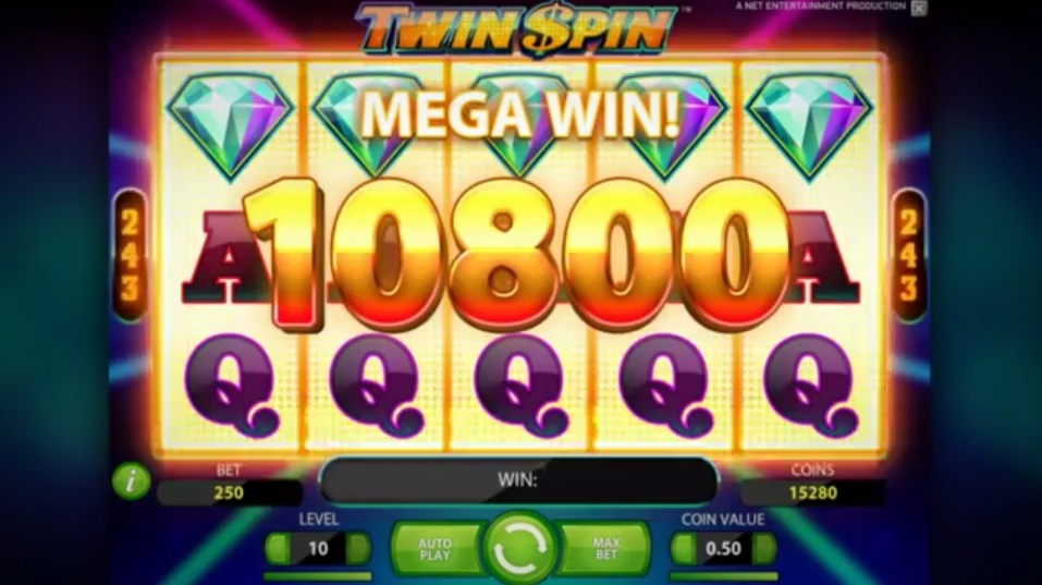 Twin Spin - 73746