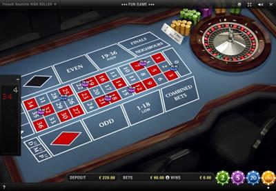 Roulette Rules Merkur - 84843