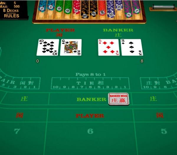 Baccarat casino - 80241