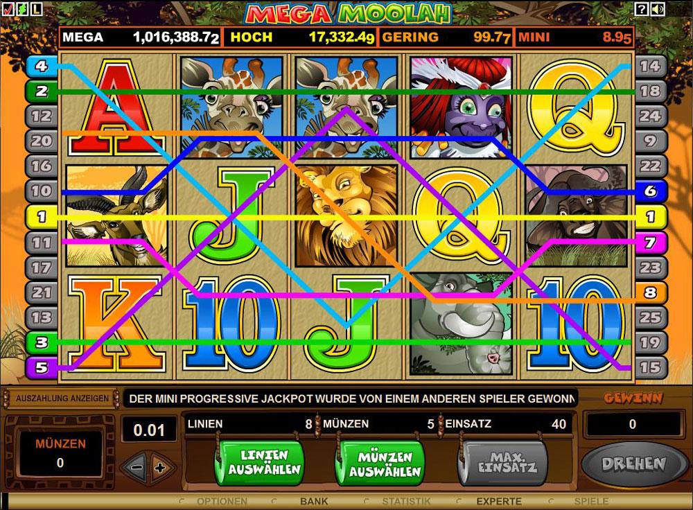 Mega jackpott kampanj - 36307