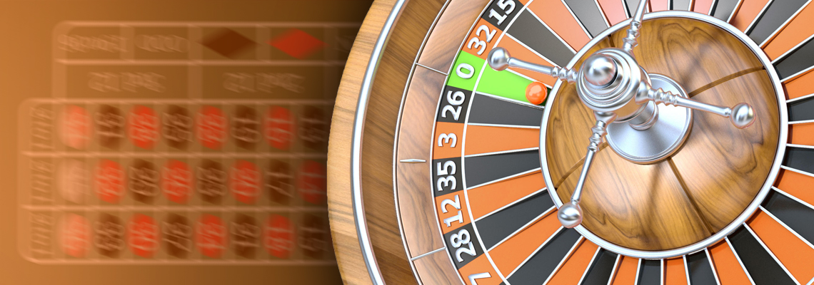 Roulette system - 12051