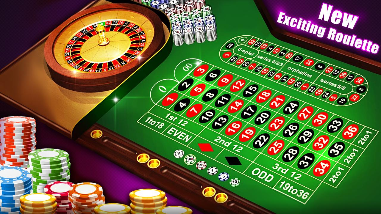 Roulette App casino - 10329
