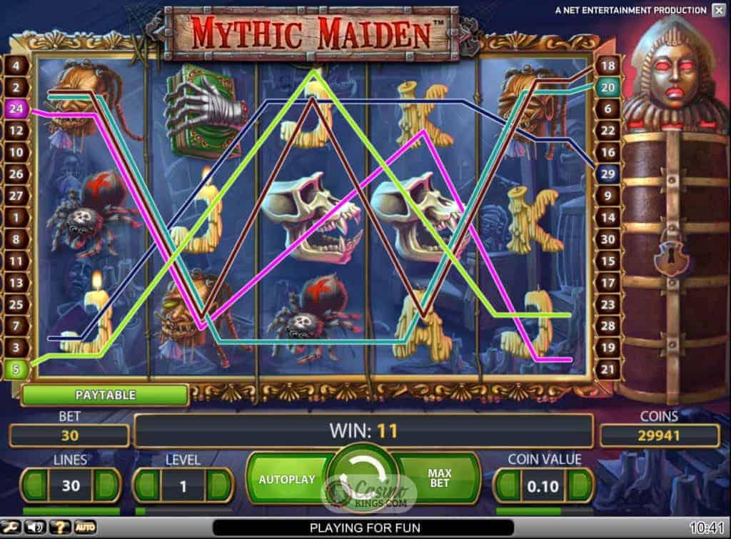 Casino FAQ Mythic - 64378