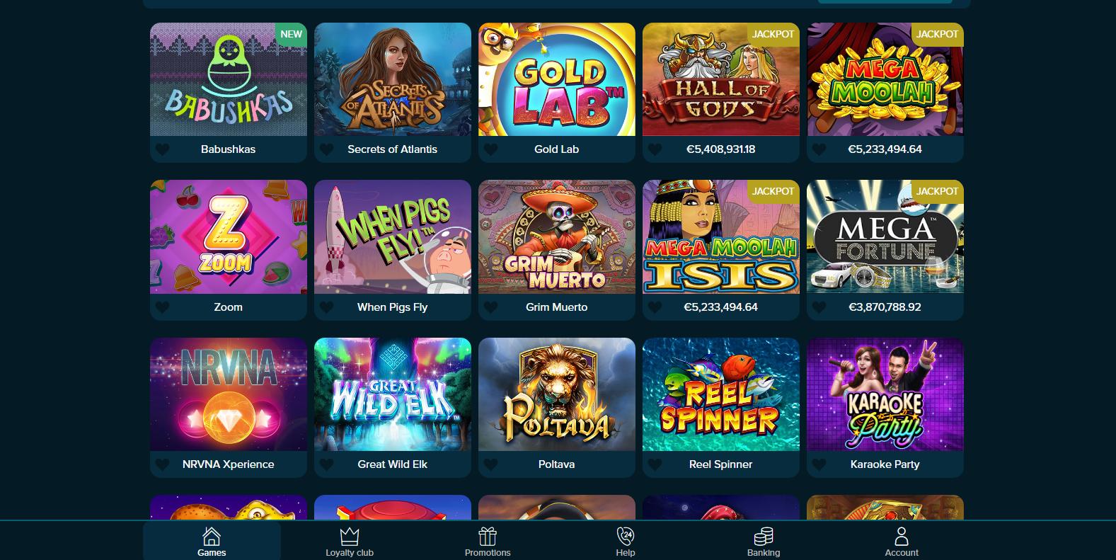 New casino - 51170