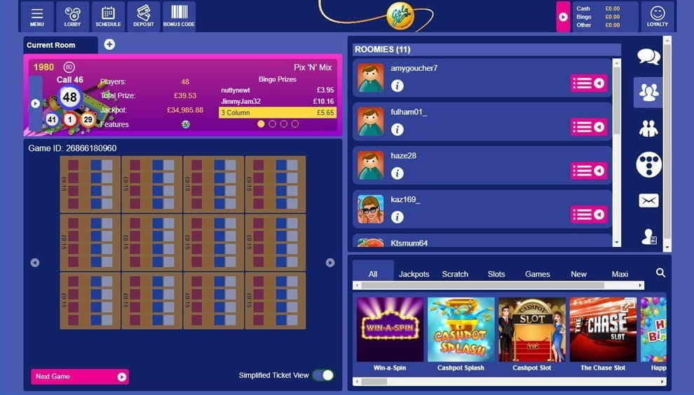 Lotto statistik - 3256