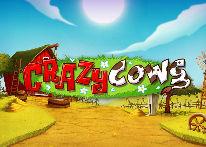 Nyttiga Crazy Cows - 56254