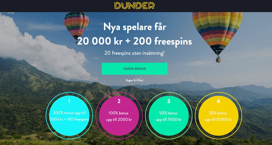 Dunder casino - 7659