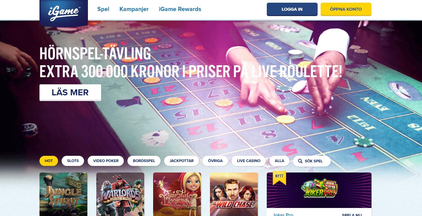 Sveriges bästa roulette - 84105