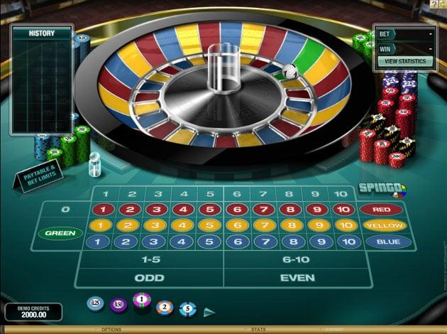 Roulette hjul - 51470