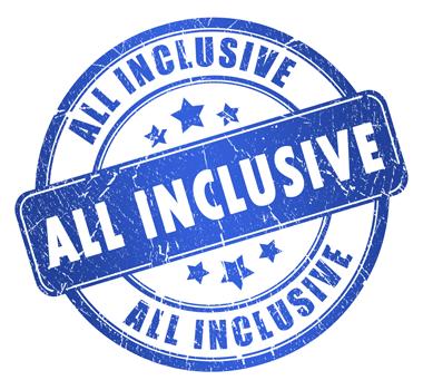 All inclusive - 6358