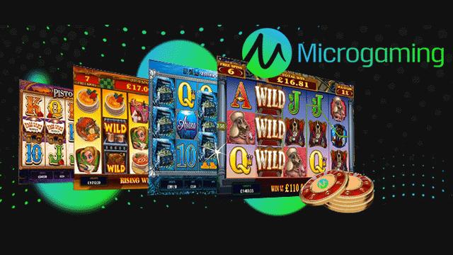 All microgaming slots - 41371