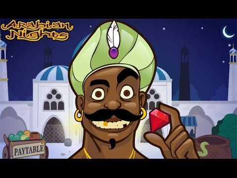 Arabian nights - 66552