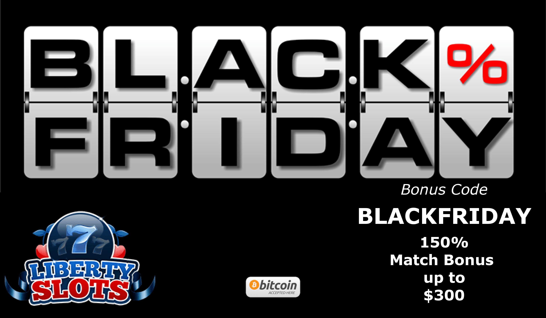 Black friday slots - 74609
