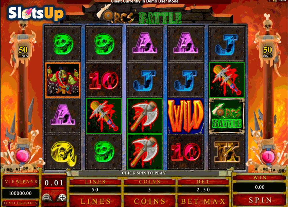 Best casinos battle - 30300