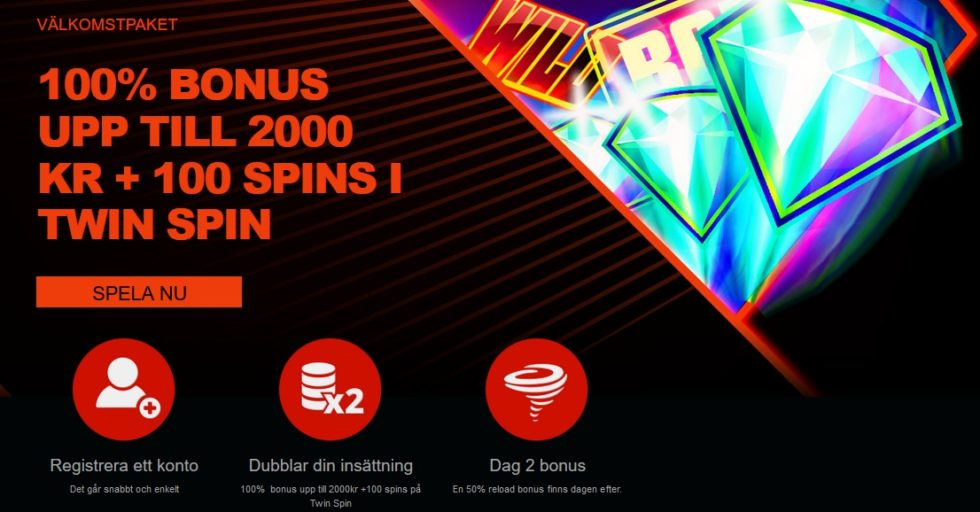 Nytt svenskt casino - 93268