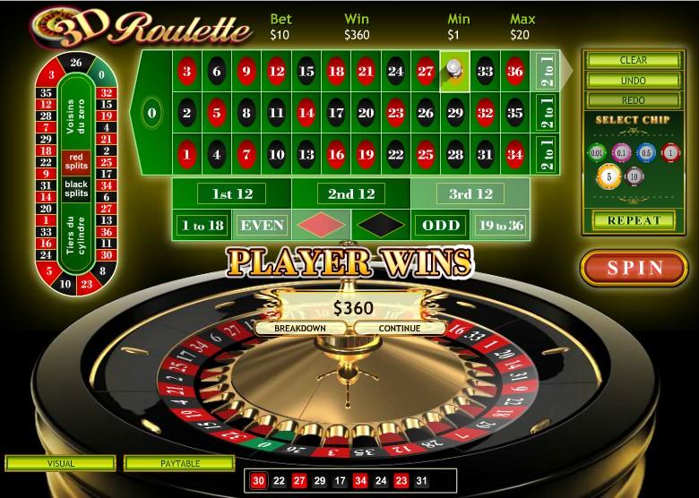 Europeisk roulette spelautomat - 86275