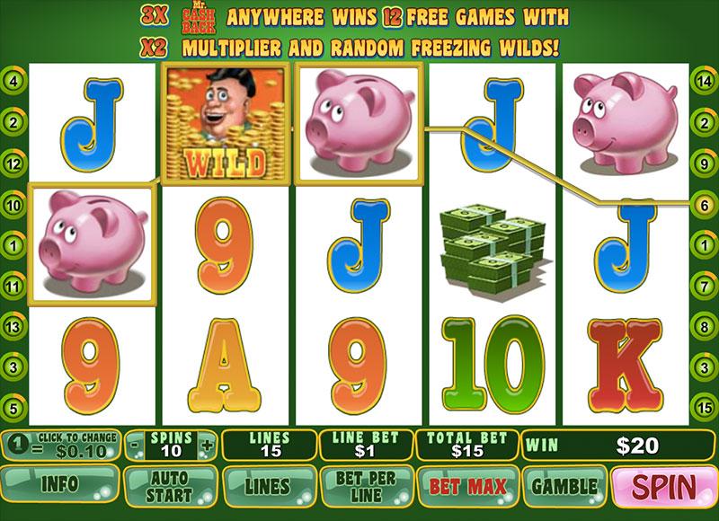 Cashback på casino - 42746