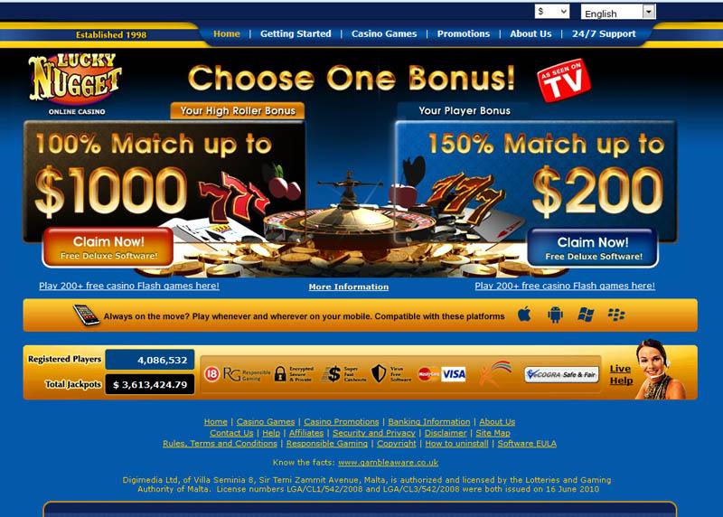 Casino 200 - 87796
