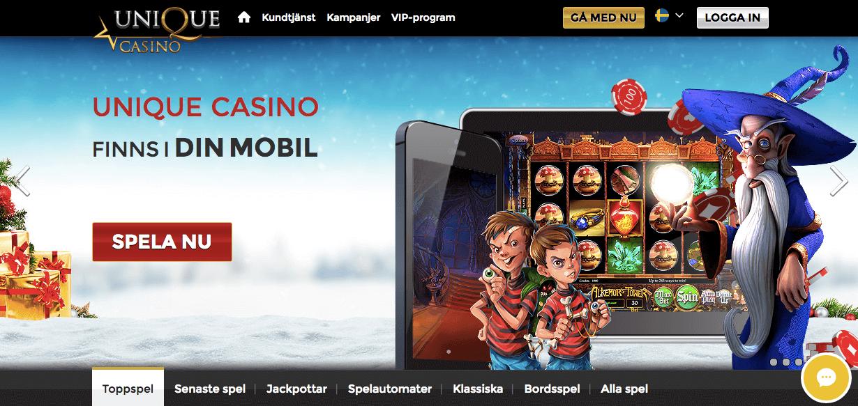 Casino insättning med - 62023