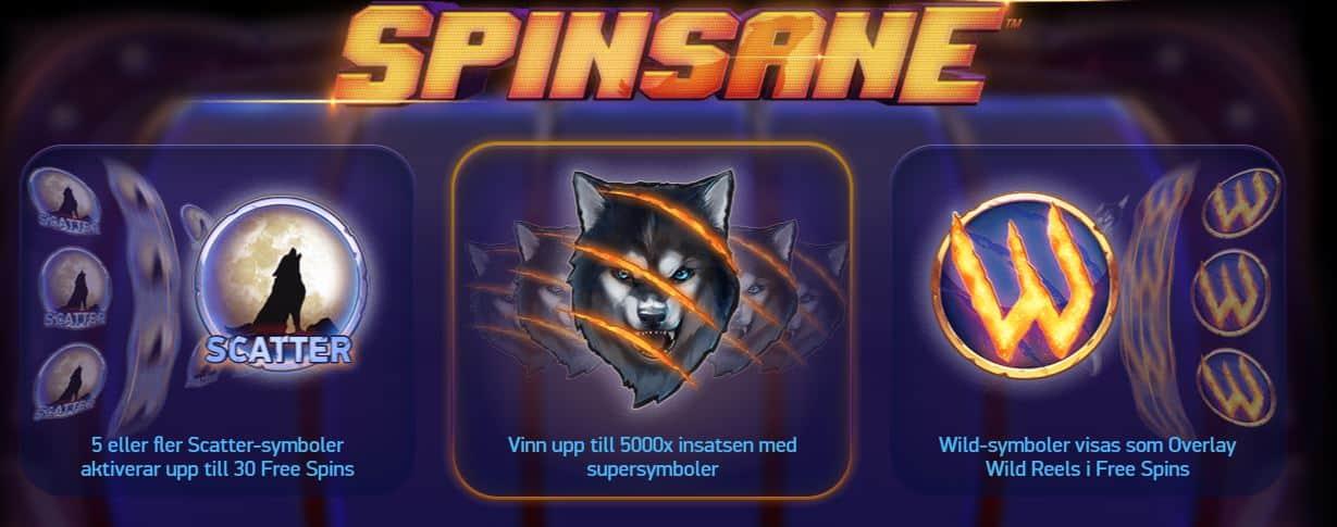 Casino med flera - 87570