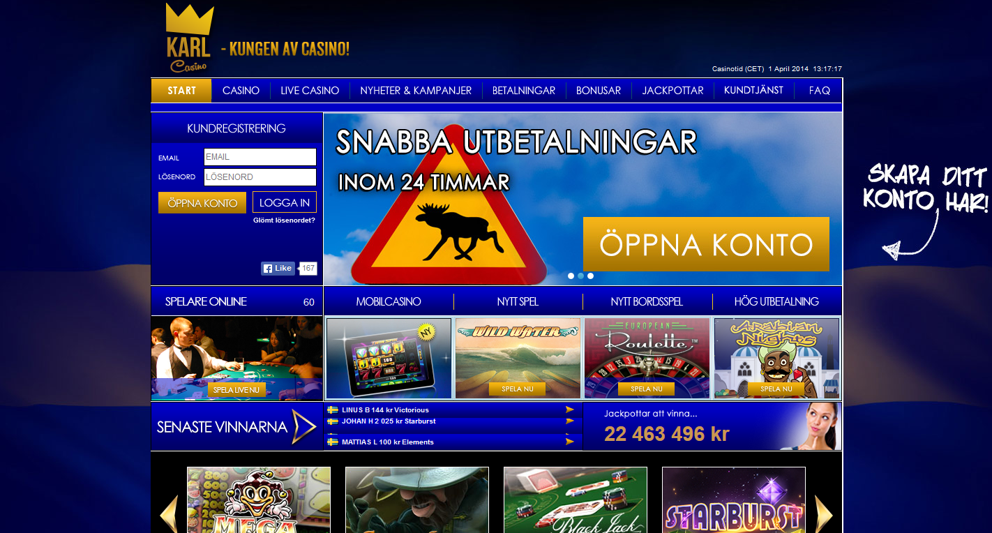 Casino spel populära - 2200