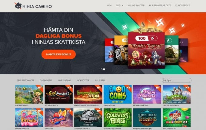Casino utan - 5364