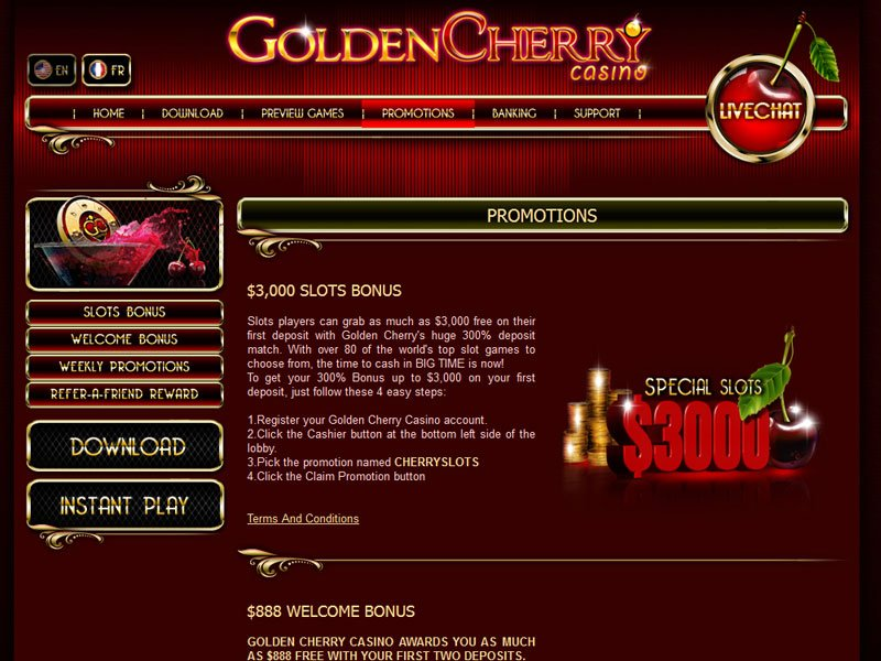 Cherry casino spins - 5630