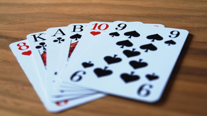Chicago kortspel - 2603