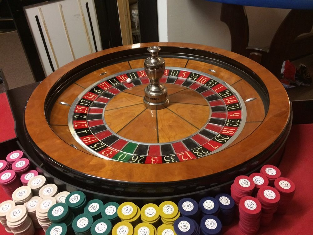 Gaming news roulette - 48111