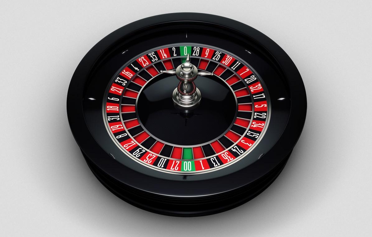 Roulette hjul SlotV - 85400
