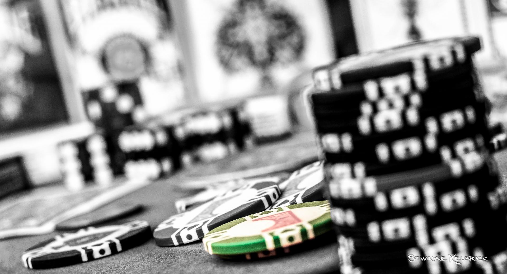 Poker chips - 25260