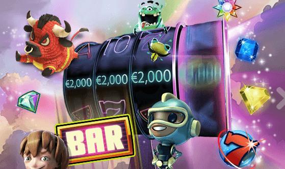 Casino bonus omsättningskrav - 33155