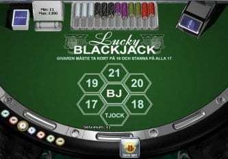 European Blackjack recension - 62666