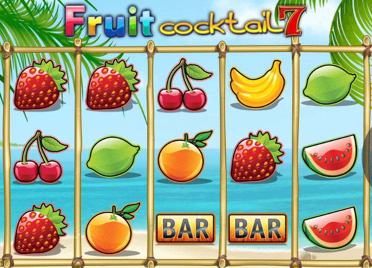 Fruit Case slot - 66205