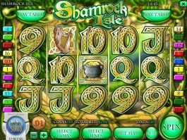 Golden Shamrock - 74140