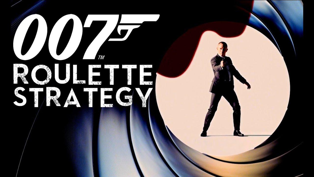 James bond strategy - 74717