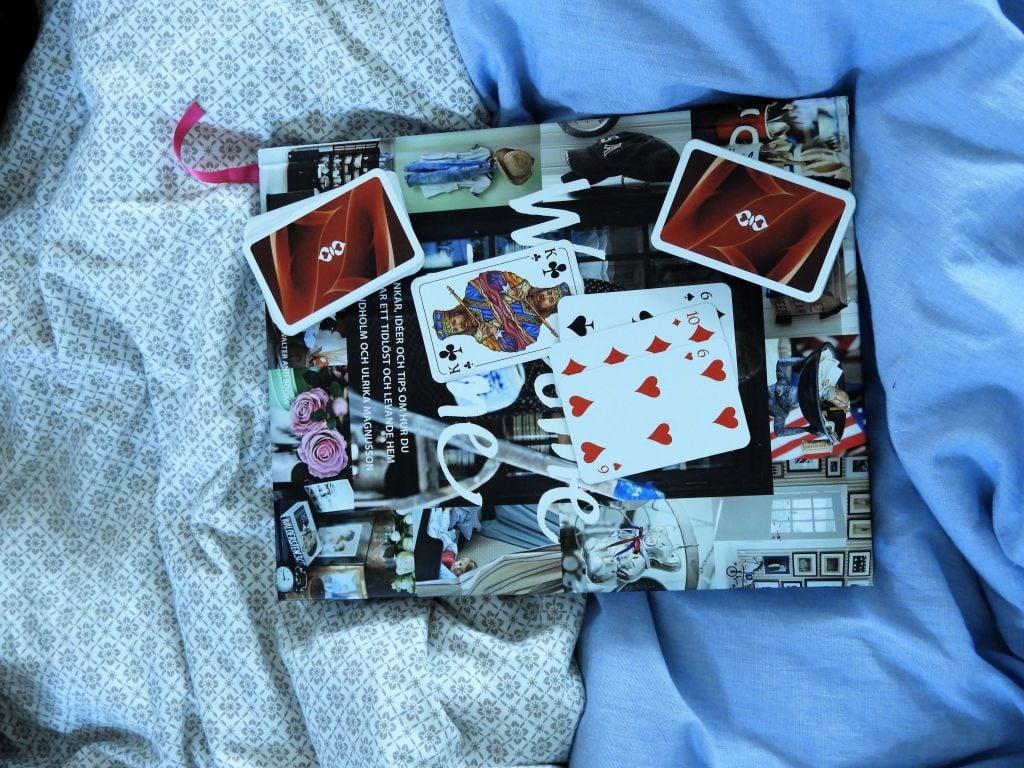 Kortspel slå på - 90459