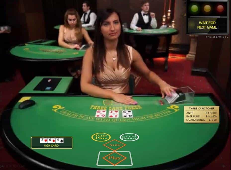 Live casino - 2783