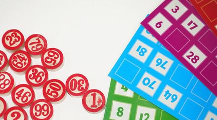 Lotteri tombola nordiskt - 18869