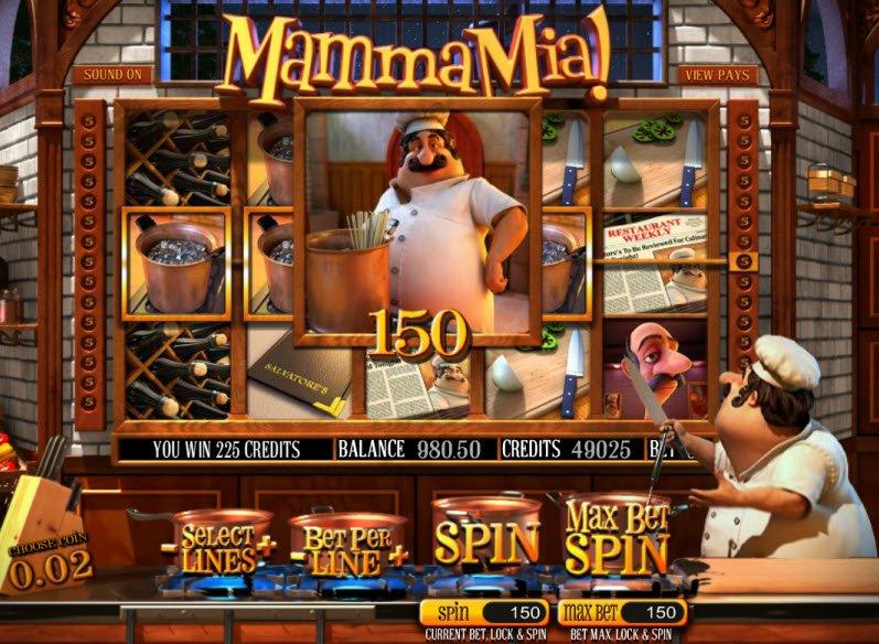 Mamma Mia - 25808