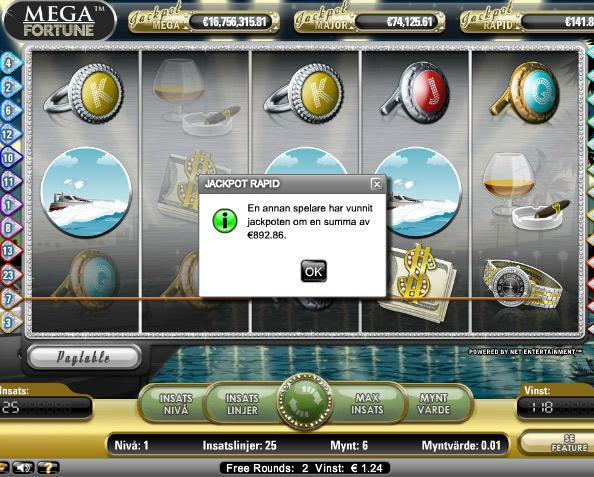 Mega fortune - 51415
