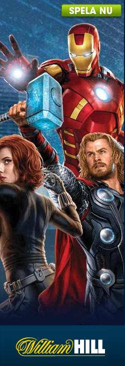 Populära The Avengers - 6361