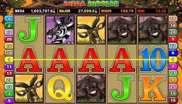Progressiva jackpottar vinn - 68900