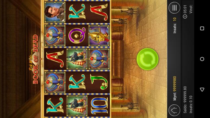 Roulette grön sveriges - 91607