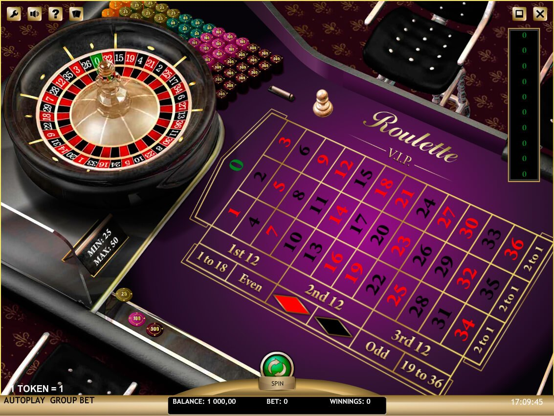 Roulette Rules - 44103
