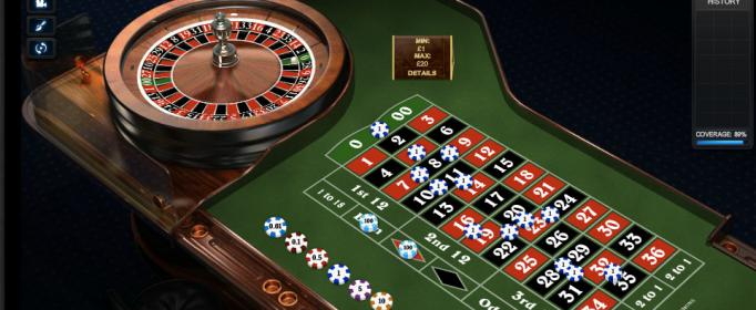 Roulette wheel simulator - 59314