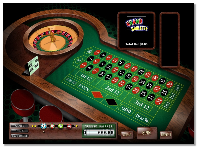 Roulette wheel simulator - 13391