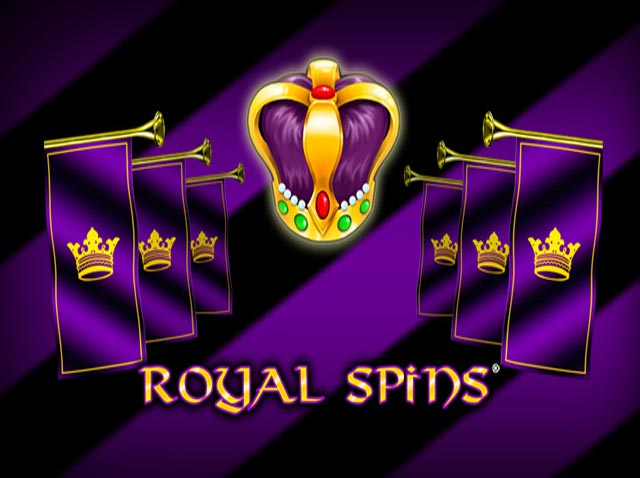 Royal spins på - 22805