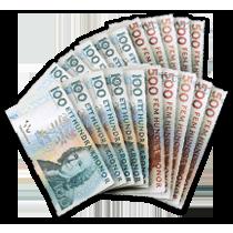 Sätt in pengar - 11472