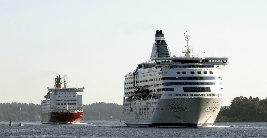Spel på kryssningsfartyg - 17597